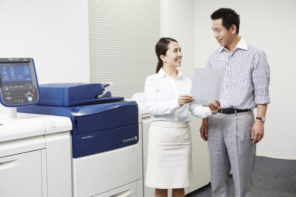 copier business