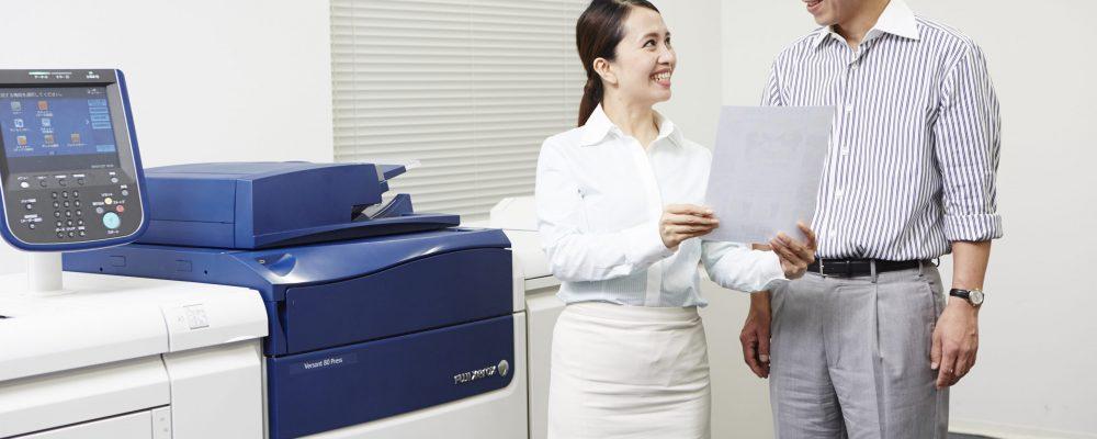 copier business
