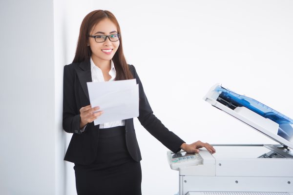 The Advantage of copier