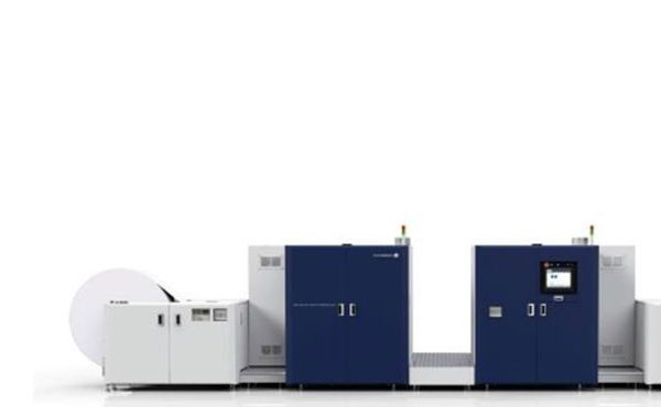 Fuji Xerox 1400 Inkjet Colour Continuous Feed