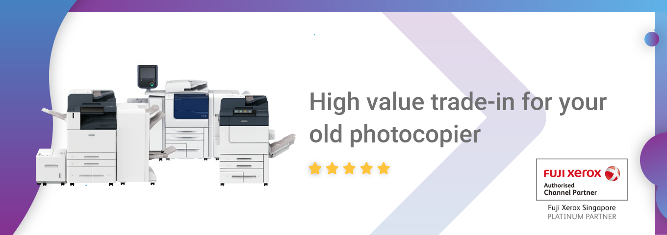 high trade photocopier lease