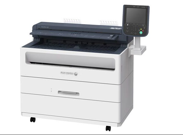 copier Docuwide 3037