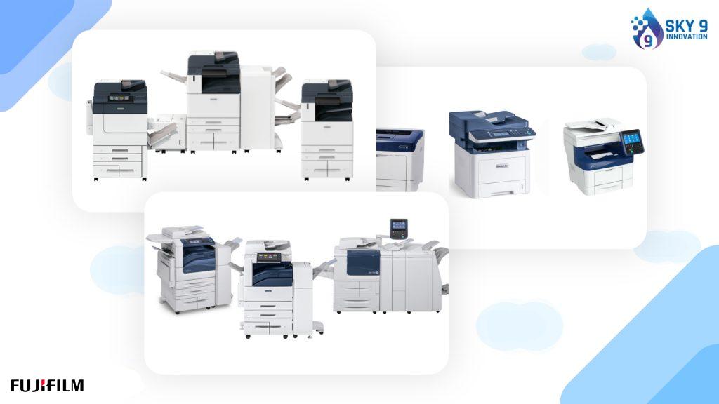 photocopier machine sky 9 innovation