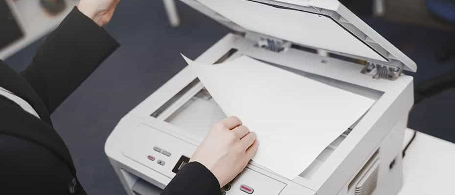rent photocopy copier