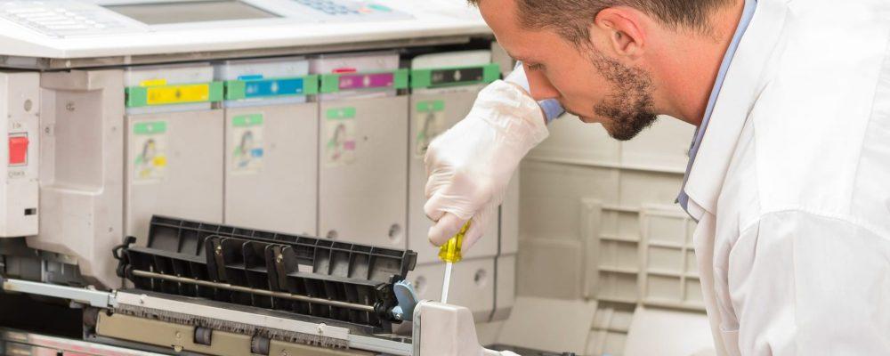 copier care maintenance