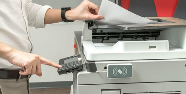 copier fuji xerox scan